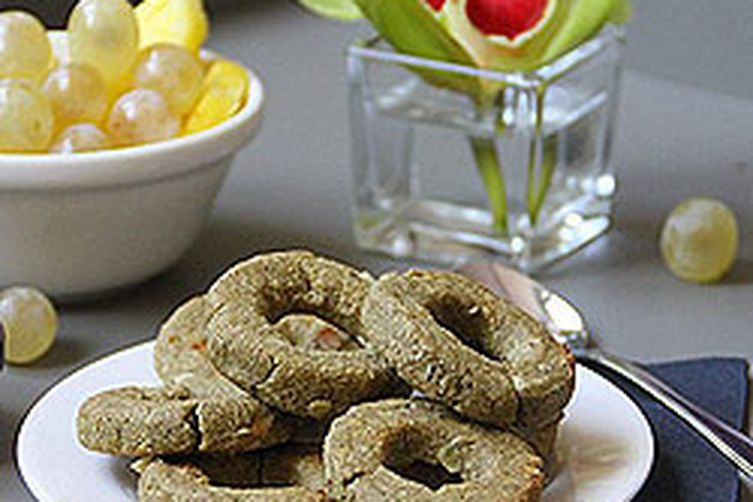 Sweet Italian Taralli Cookies (Gluten Free & Paleo)