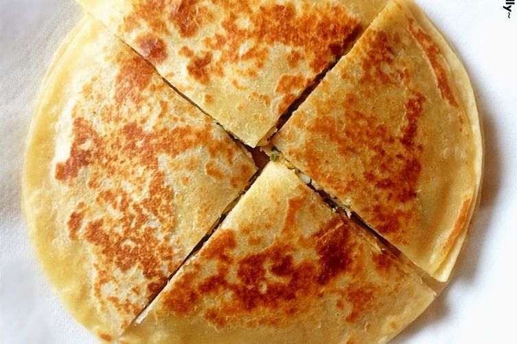 Potato Quesadilla