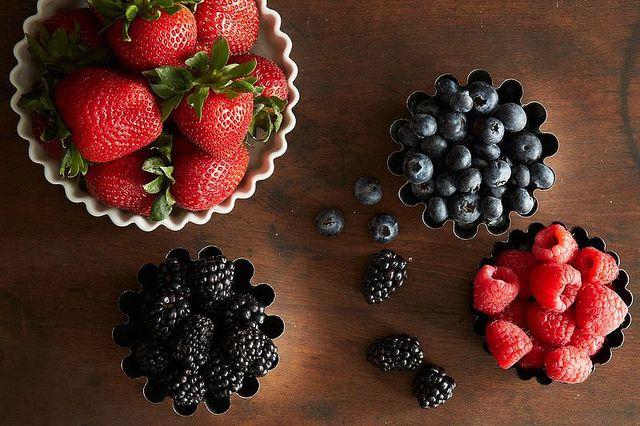 Berry contest