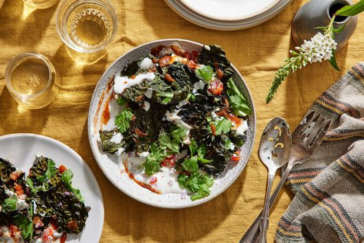 A Round of Applause for This Contest-Winning Crunchy Kale Chaat