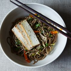 Scallion Ginger Noodles