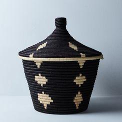 Handwoven Palm Baskets