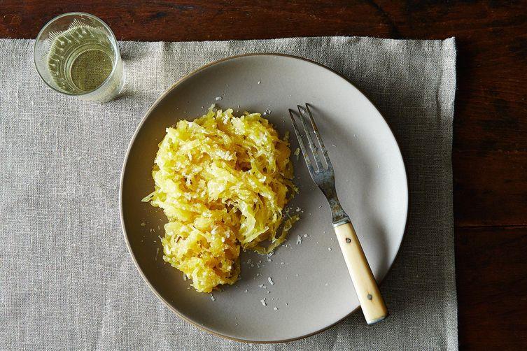 Roasted Spaghetti Squash Recipe on Food52
