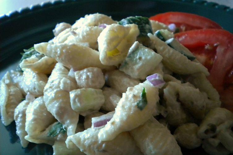 Pasta Tonnato Salad