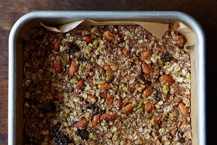 Bulk Bin Snack Bars Recipe On Food52
