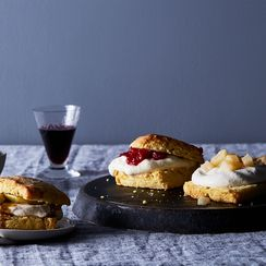 The Simplest Shortcakes, and 3 Spiced, Fall-y Ways to Fill Them