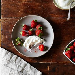 Genius Greek Yogurt Whipped Cream for All Your Summer Desserts