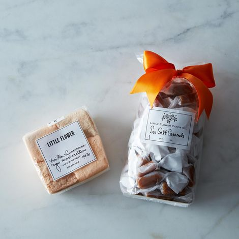 Sea Salt Caramel and Cinnamon Sugar-Dusted Marshmallow Set