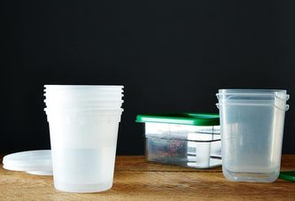 How to Extend the Lives of Your Cheap-But-Beloved Plastic Containers