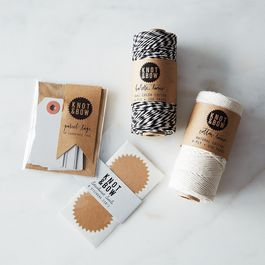 Twine, Seal & Tags Set
