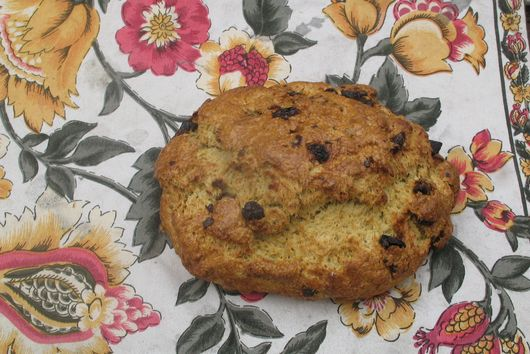 'Other Than Irish' Soda Bread with Cumin, Fennel andFigs