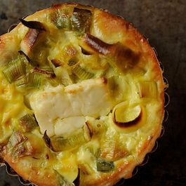 4bf40c34 e0fa 4351 b6c6 366f0774b83e  leek lemon and feta quiche