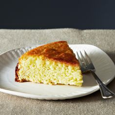 Pearl's Lemon Olive Oil Cake