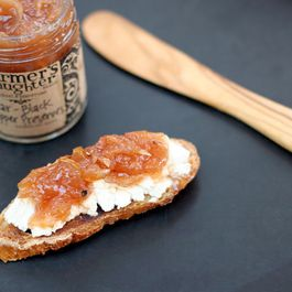 From the Good Food Awards: Pear & Black Pepper Preserves
