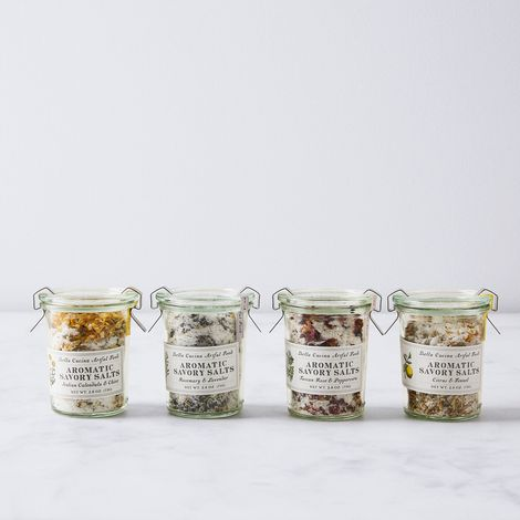 Herb Infused Salt Gift Set