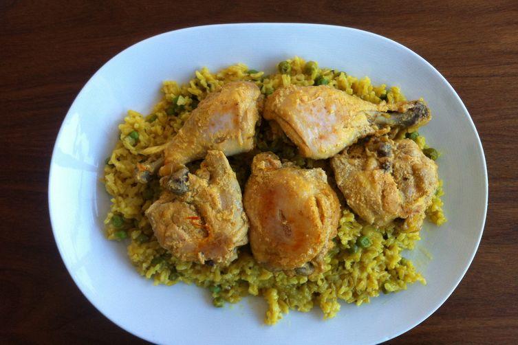 Tandoori Murgh (Chicken Baked in Yogurt Sauce)
