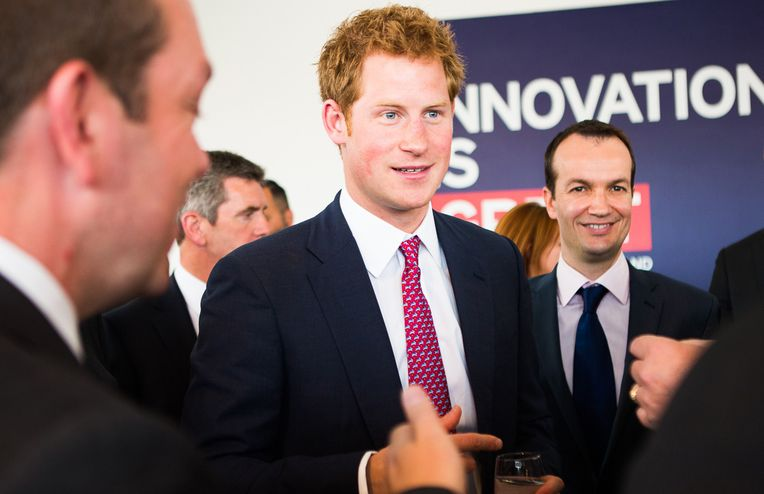 One More Reason to Love Prince Harry: He Shops for His Own Groceries