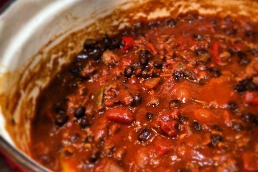 Dark Chocolate Chili