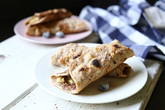 High protein French Toast Tortillas