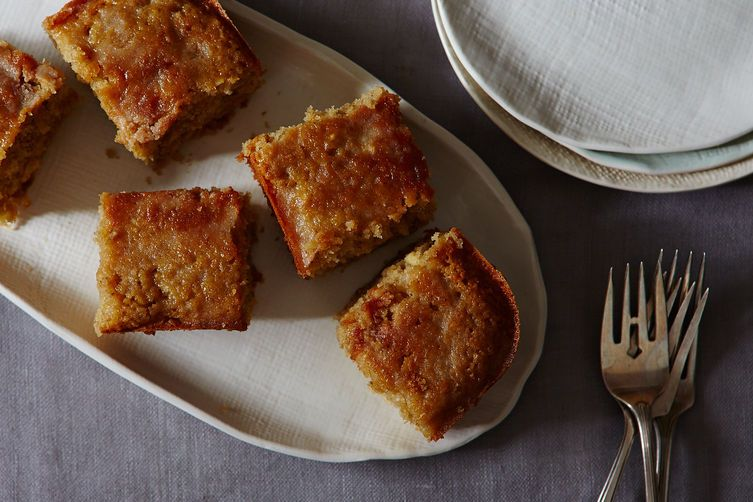 Spiced Parsnip Cake from Food52