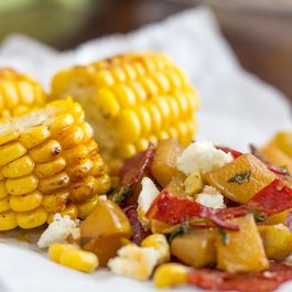 4457fb99 6655 47b7 8a57 8e79724d221c  grilled corn with pear chorizo salad recipe fg
