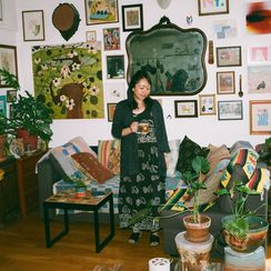 A Japanese Ceramicist's Wild & Free Home