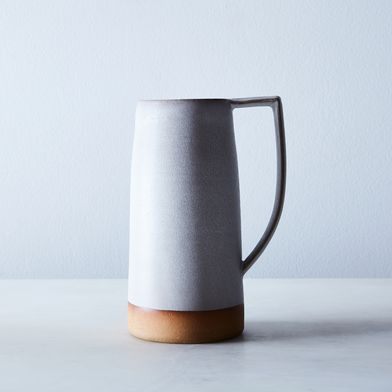 Handthrown Dipped Ceramic Tea Stein