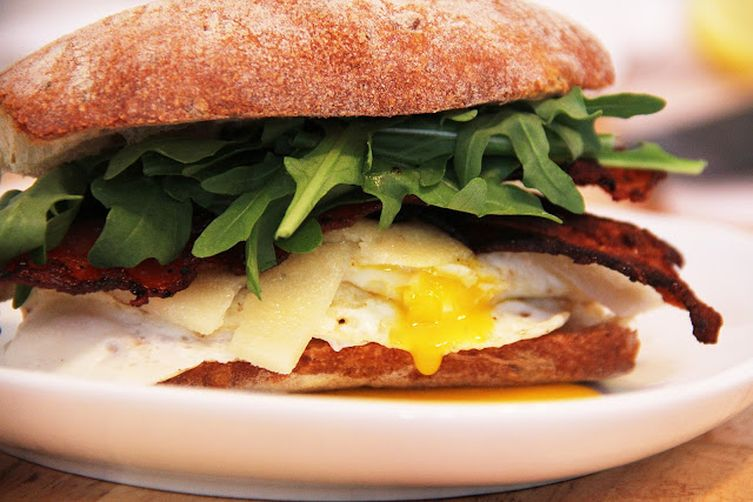 The Perfect Egg Sandwich