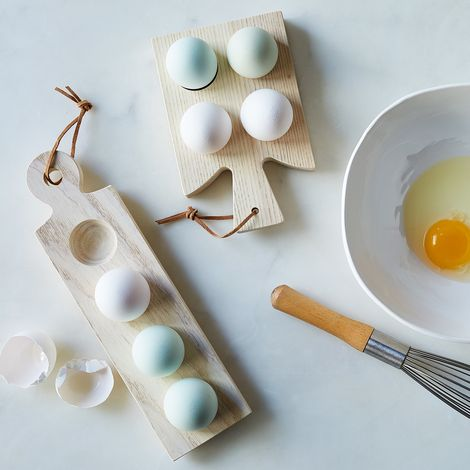 Handcrafted Cornish Egg Board