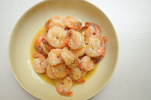 Southern Sherried Shrimp