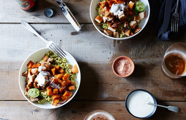 The Chicken and Rice Bowl that Saved Dinner