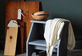 Meet John and Brenda, Makers of Step Stools and Vertical Storage Savants