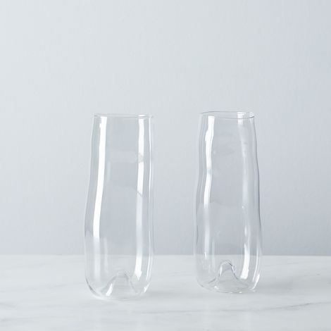 Prosecco Glasses (Set of 2)