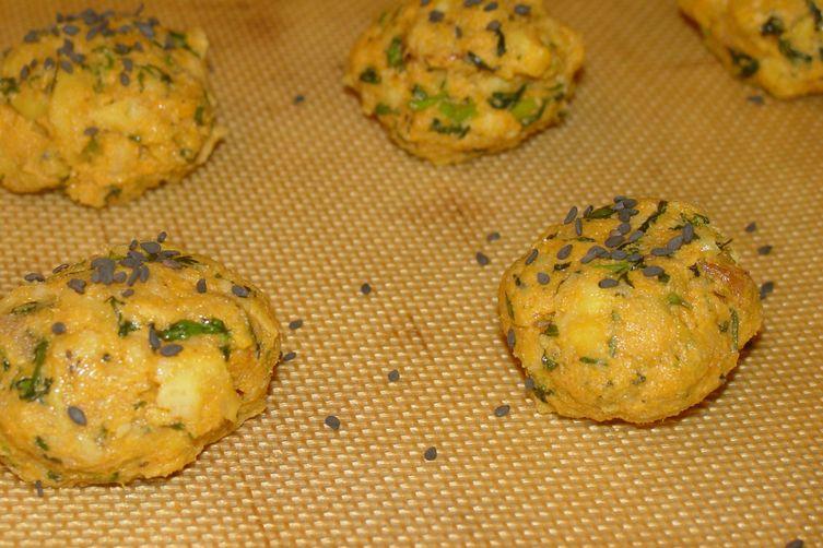 Sweet Potato Plantain Bites