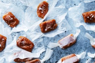 Smoked Tea Caramels Recipe on Food52