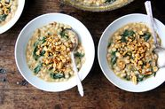 For an Untraditional Twist on Greens & Beans, Add…