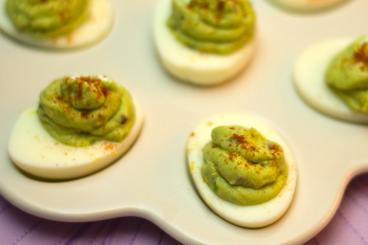 Creamy Deviled Eggs Recipe on Food52