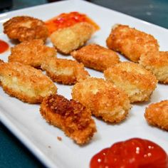 Home Made Chicken Nuggets