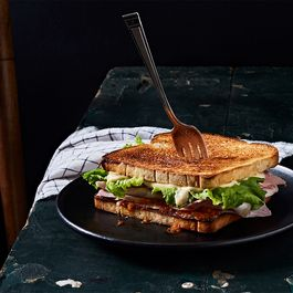SANDWICHES by Ella Quittner