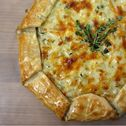 savory galettes