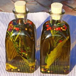 Tuscan Infused Olive Oil