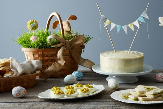 Recipes for Our Easter Collection