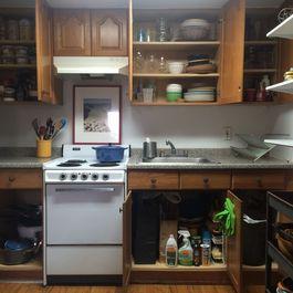 Brand New Kitchen by Hannah Wilken