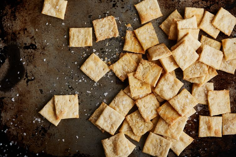 Erin French's From-Scratch Saltines