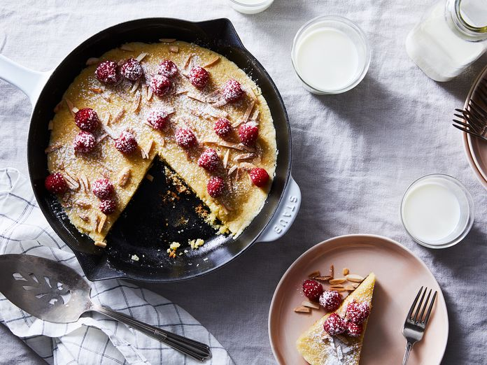 A Giant Skillet Cookie for When a Bunch of Cookies Won't Cut It
