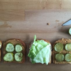 Liking Peanut Butter & Pickle Sandwiches