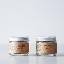 Lavender Salt (Set of 2)