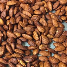"Tamari Roasted ""Crack"" Almonds"