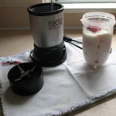 Rich milky Milkshake recipe