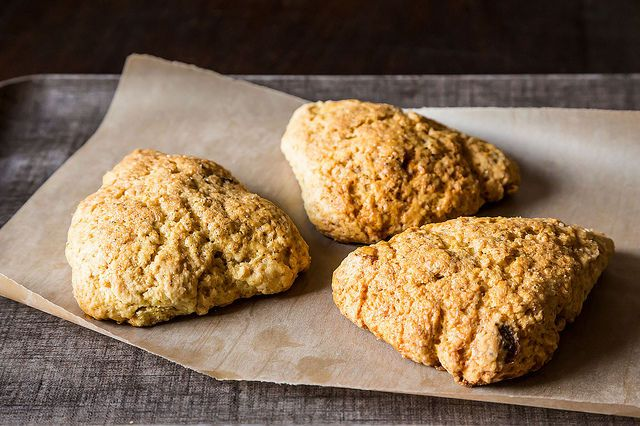 Scones from Food52